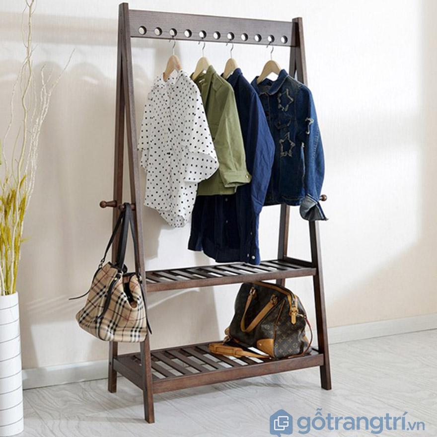 thiết kế shop quần áo 20m2