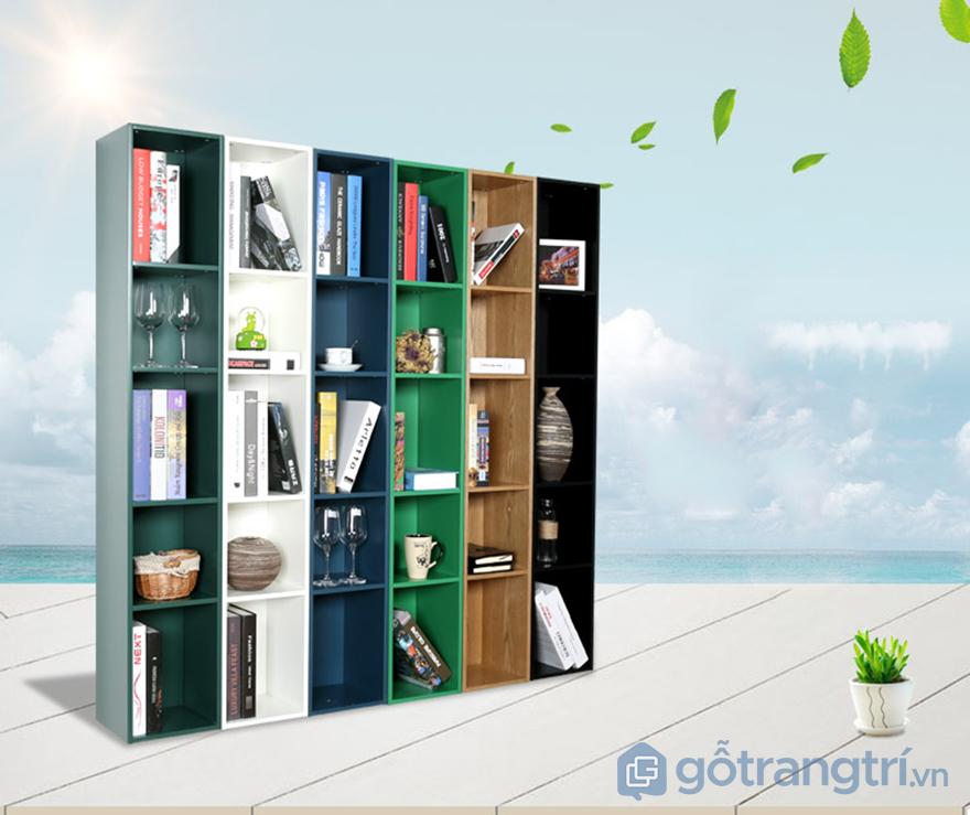 Gia-sach-treo-tuong-bang-go-hien-dai-GHS-2261