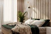 Thiết kế nội thất chung cư PCC1 Thanh Xuân 2 phòng ngủ đẹp