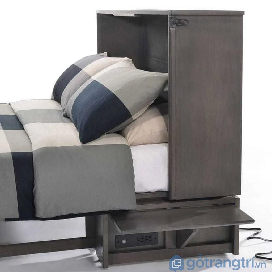bộ giường ngủ thông minh