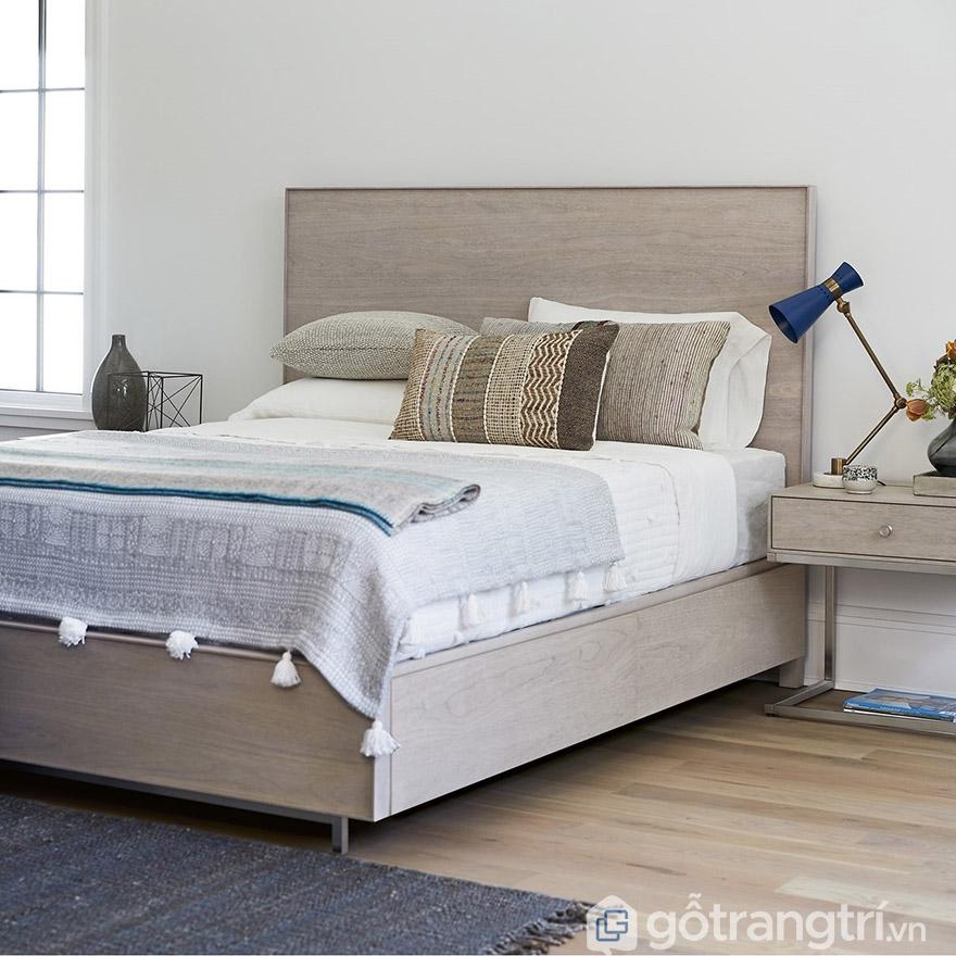 Giường gỗ MDF Hà Nội