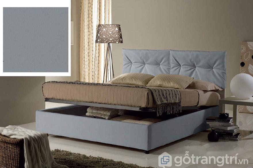Giường ngủ cao cấp HCM có ngăn