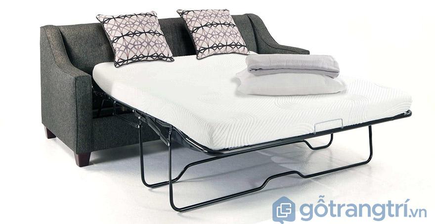 Giường ngủ cao cấp HCM kết hợp sofa