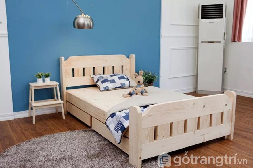 Giường ngủ cao cấp HCM đẹp