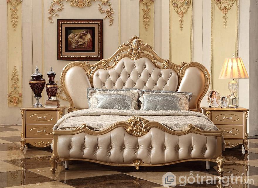 Giường ngủ Châu Âu giá rẻ