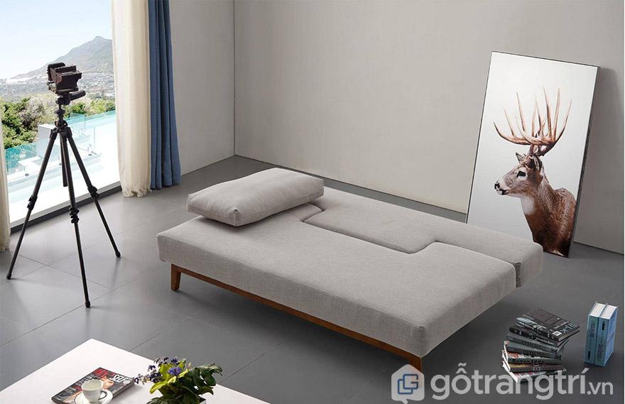 Giường thông minh kèm sofa hiện đại