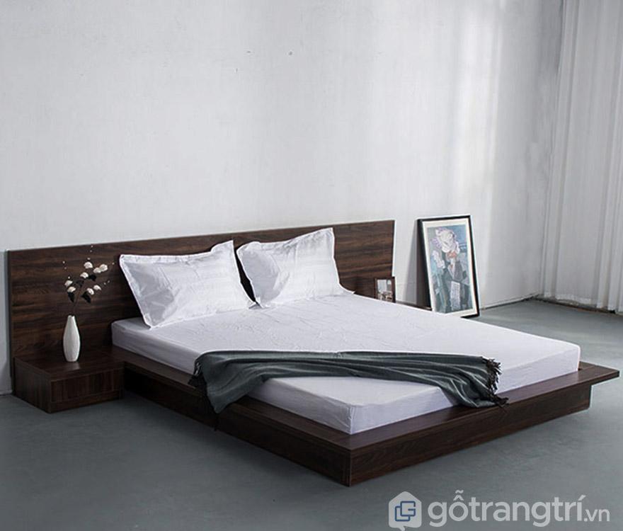 Mẫu giường cưới đẹp 2020 phong cách hiện đại