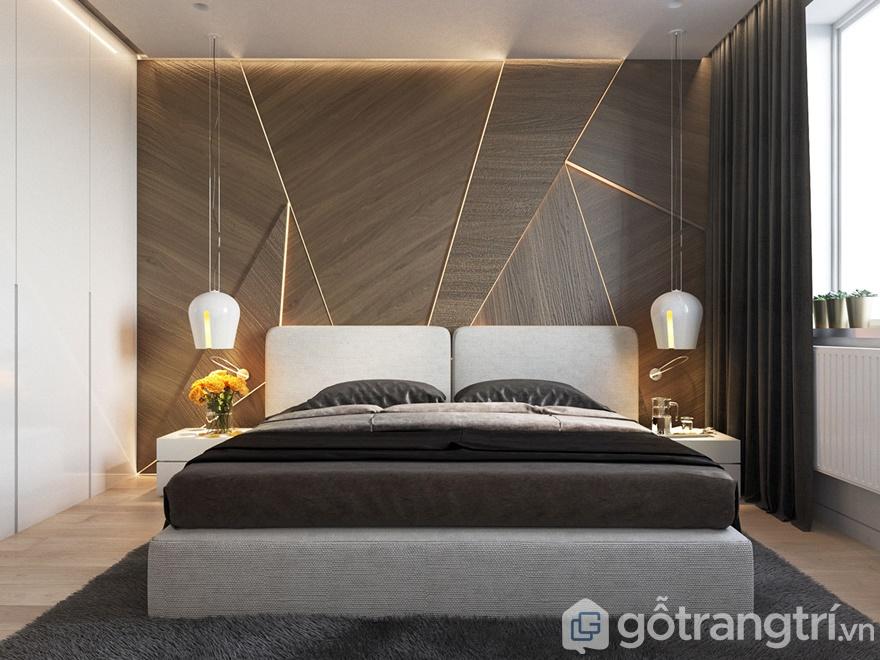 Thiết kế nội thất phòng ngủ Mipec 360: Ông bà