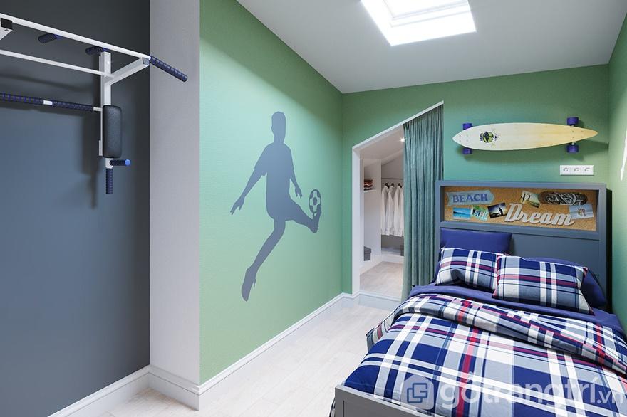 Đảm bảo yếu tố phong thủy chocăn hộ Mipec Rubik 360 4 phòng ngủ