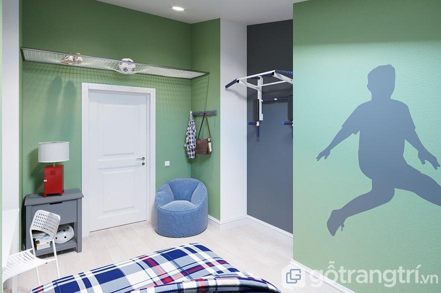 Yêu cầu thiết kế nội thất Mipec Rubik 360 4 phòng ngủ