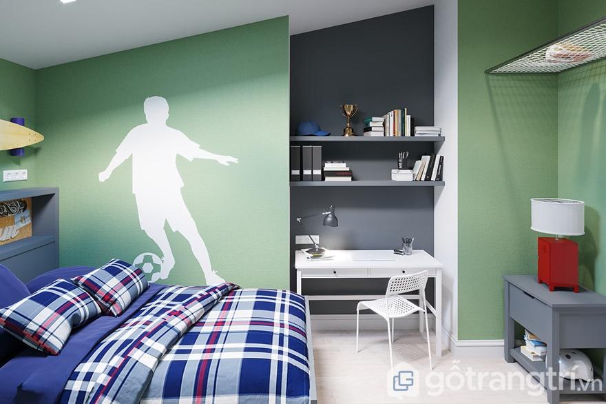Giải pháp thiết kế nội thất căn hộ Mipec Rubik 360 4 phòng ngủ