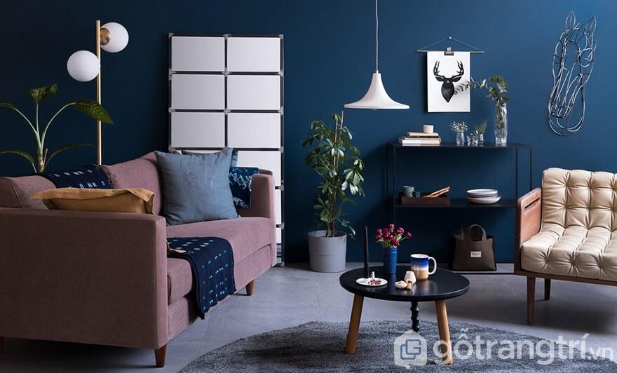 Mẫu thiết kế nội thất Mipec Rubik 360: Eco