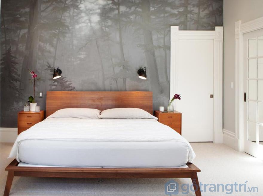 Mua giường ngủ giá rẻ ở H gỗ tự nhiên