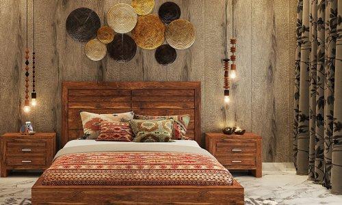 Kinh nghiệm mua giường ngủ giá rẻ ở HN