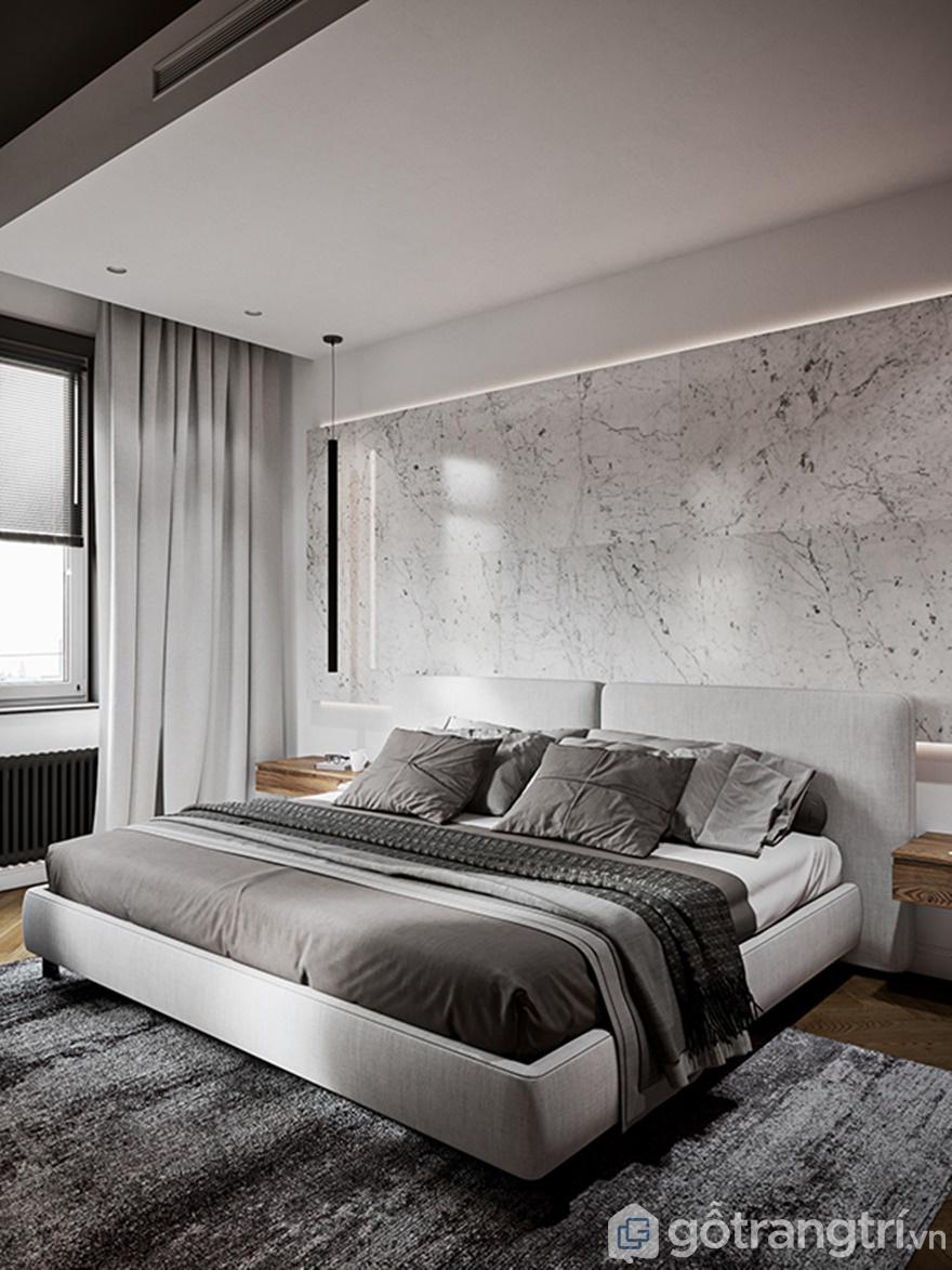 'Bóc tem' mẫu nội thất căn hộ Mipec Rubik 360 2 phòng ngủ đẹp rụng tim