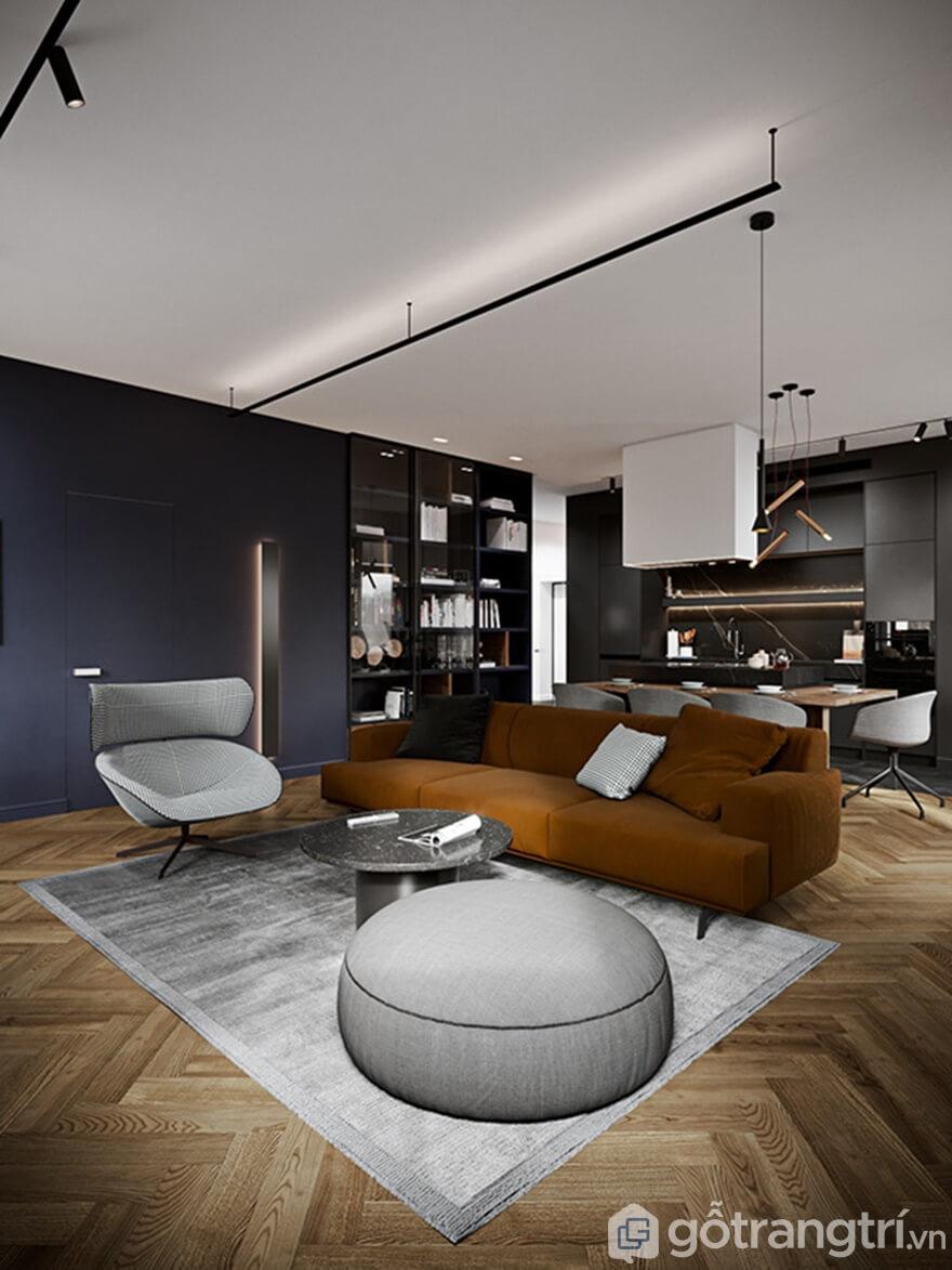 Yêu cầu thiết kếnội thất căn hộ Mipec Rubik 360 2 phòng ngủ
