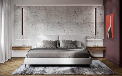 Mẫu nội thất căn hộ Mipec Rubik 360 2 phòng ngủ đẹp rụng tim