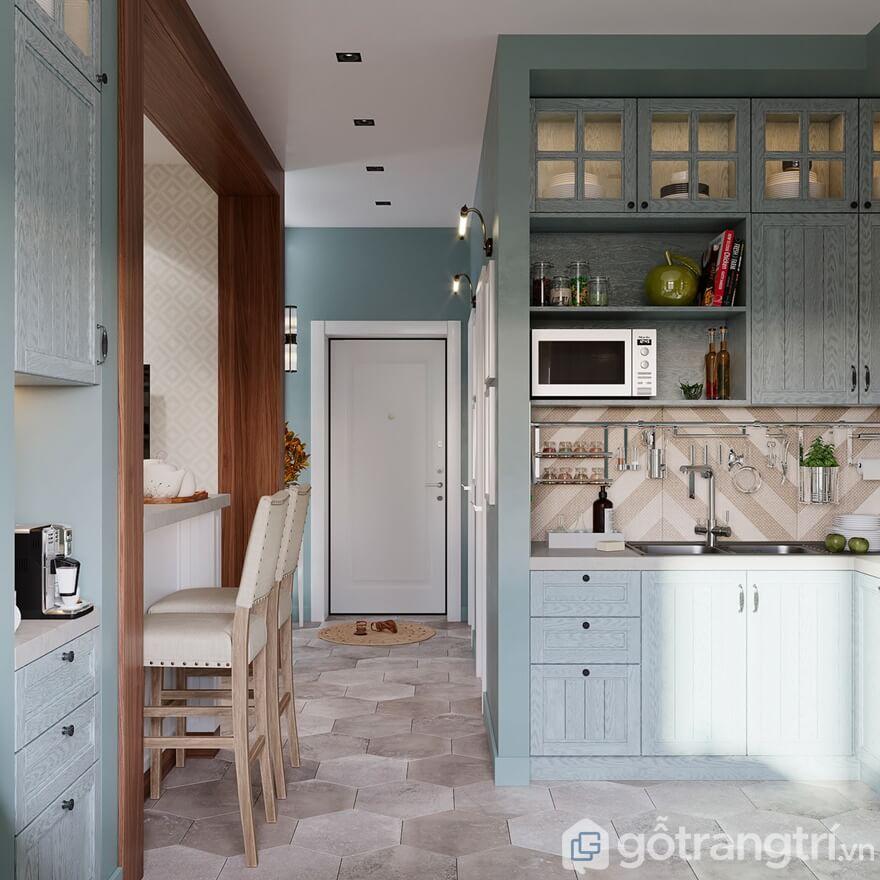 Đến với Gotrangtri.vn, quý khách không những sở hữu mẫu thiết kế nội thất cao cấp