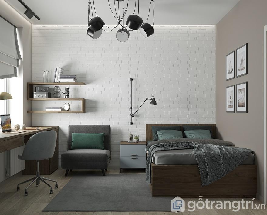 Chill hết nấc mẫu thiết kế nội thất chung cư Mipec Rubik 360