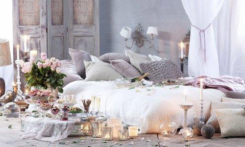 TOP 4 xu hướng trang trí giường cưới xinh lung linh