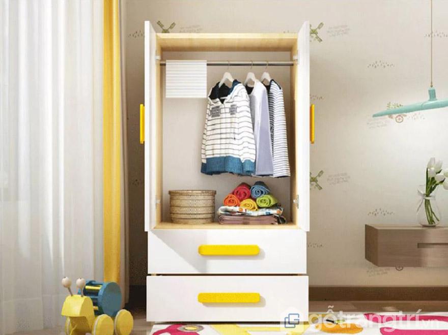 tủ quần áo giá rẻ dưới 1 triệu