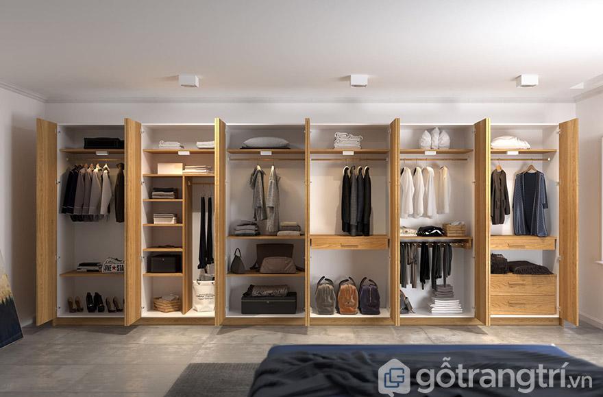 tủ quần áo giá rẻ hà nội