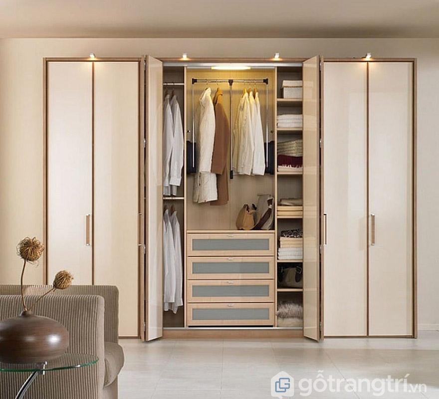 Tủ quần áo gỗ Hà Nội