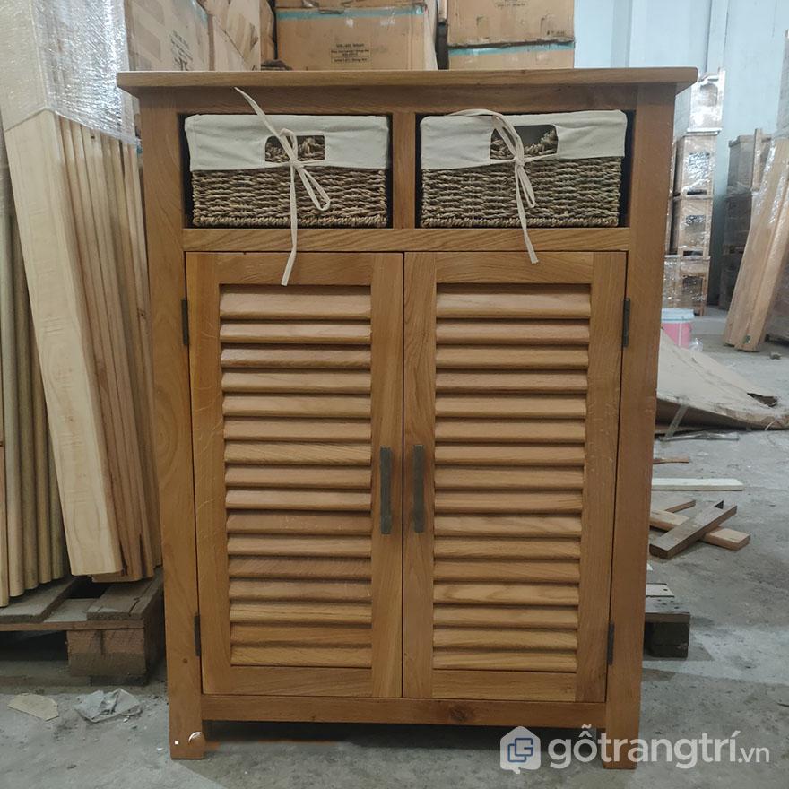 Tu-dung-giay-go-kieu-dang-nho-gon-GHC-585