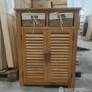 Tu-dung-giay-go-kieu-dang-nho-gon-GHC-585 (2)