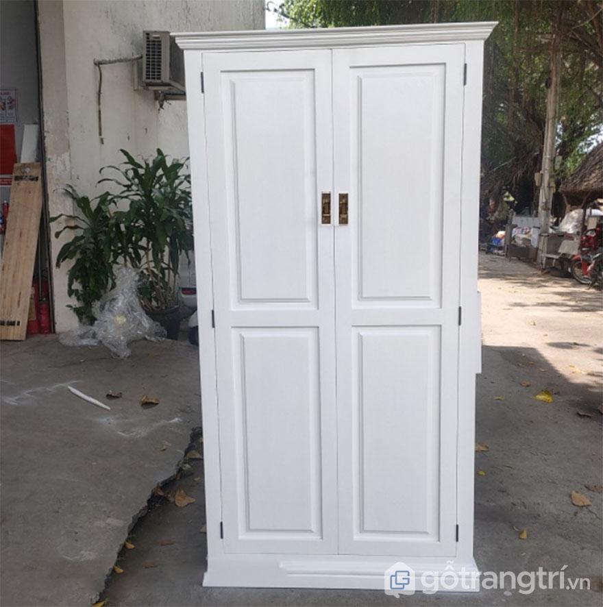 Tu-quan-ao-go-2-canh-hien-dai-GHC-588