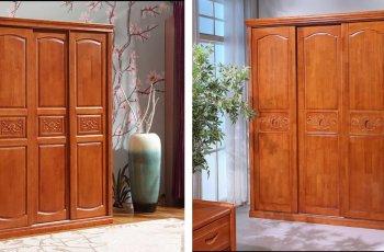 Tủ quần áo gỗ xoan đào và tất cả những gì bạn cần biết
