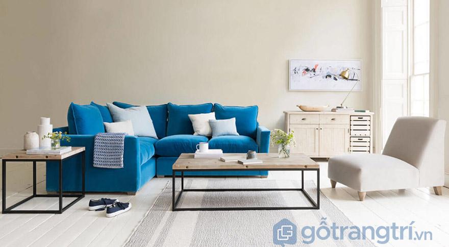 Cách kê sofa phòng khách