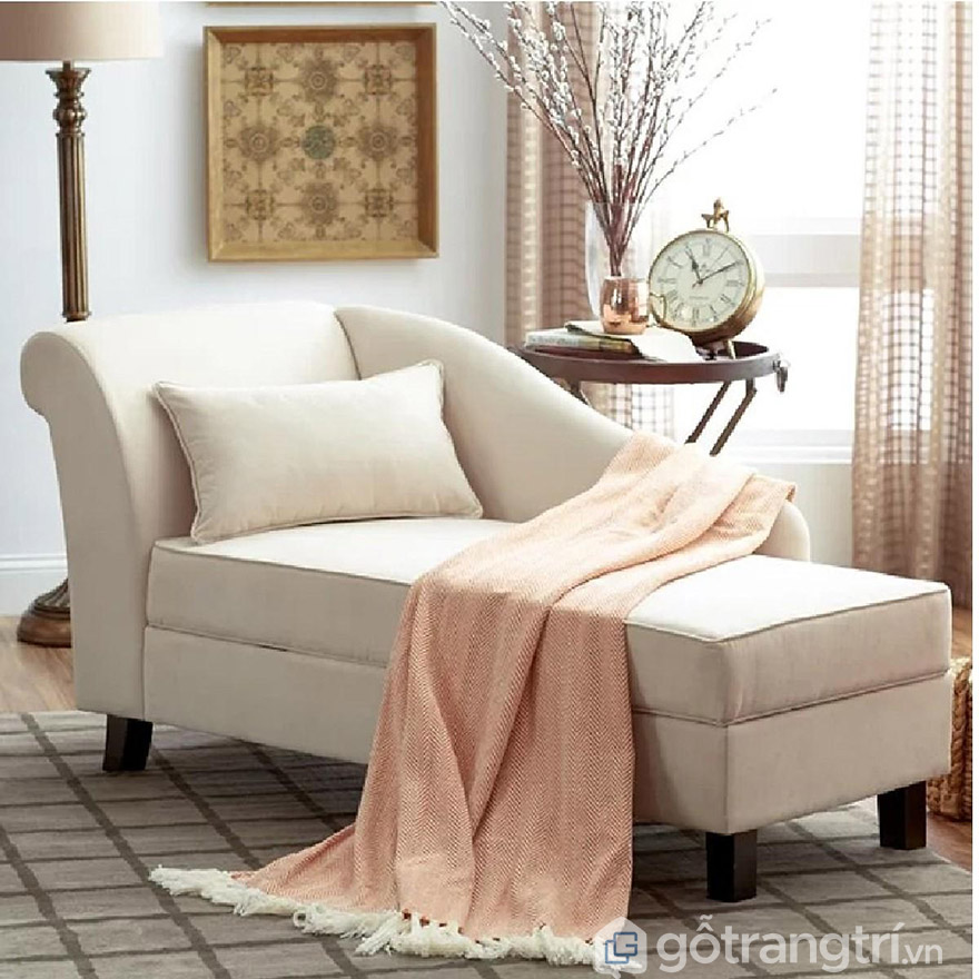 ghế sofa thư giãn phòng ngủ