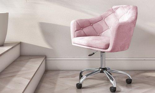 50+ mẫu ghế trang điểm xoay siêu đẹp 2020