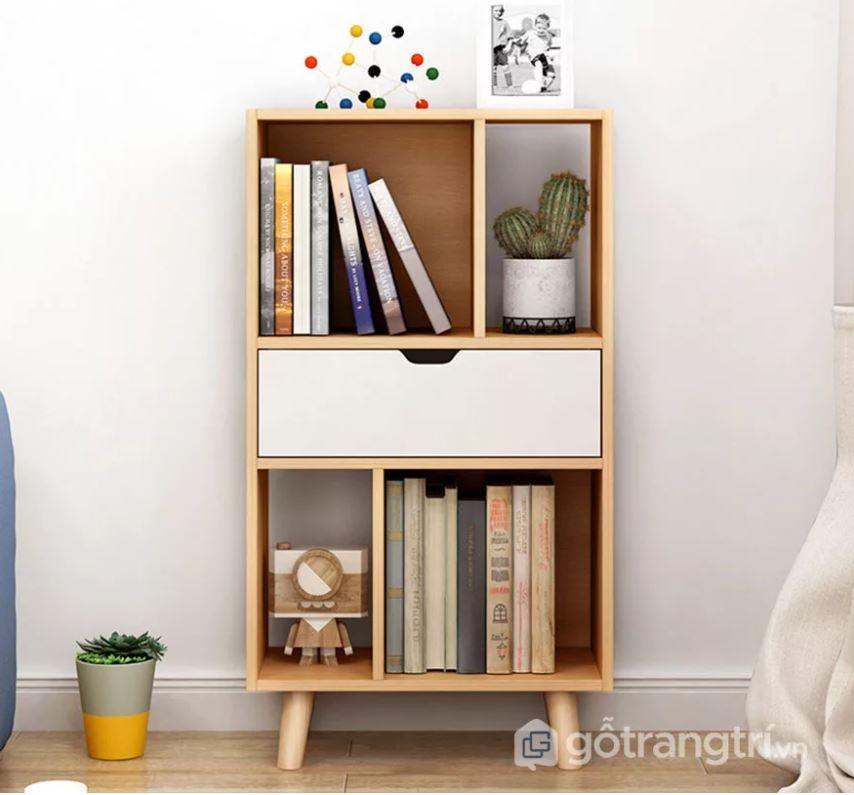 Giá sách gỗ đẹp