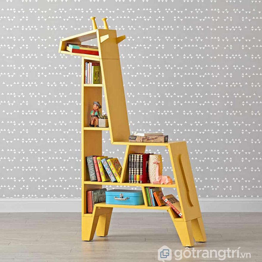 kệ sách đẹp đơn giản