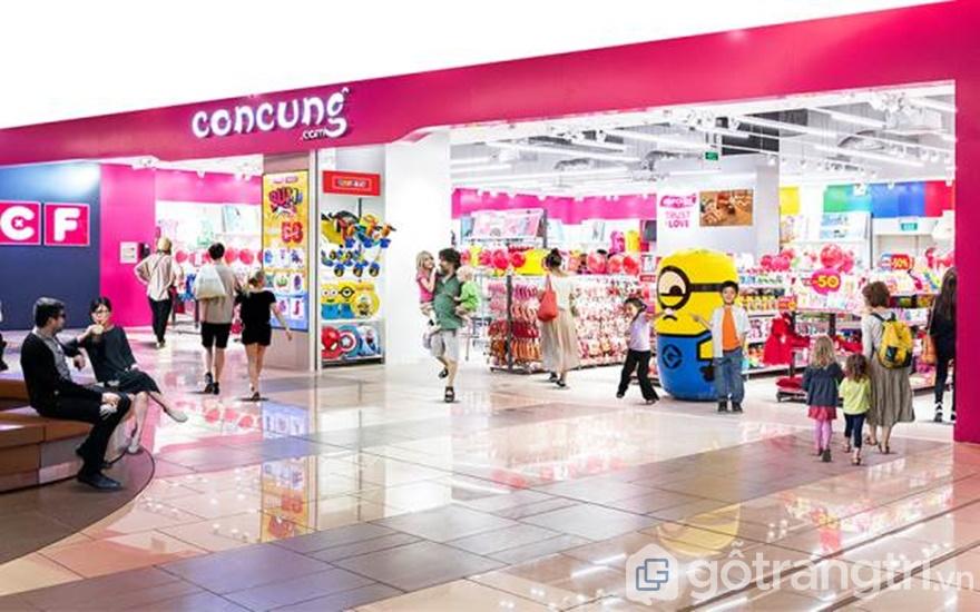 Con Cưng shop -Shop quần áo trẻ em đẹp TP. HCM