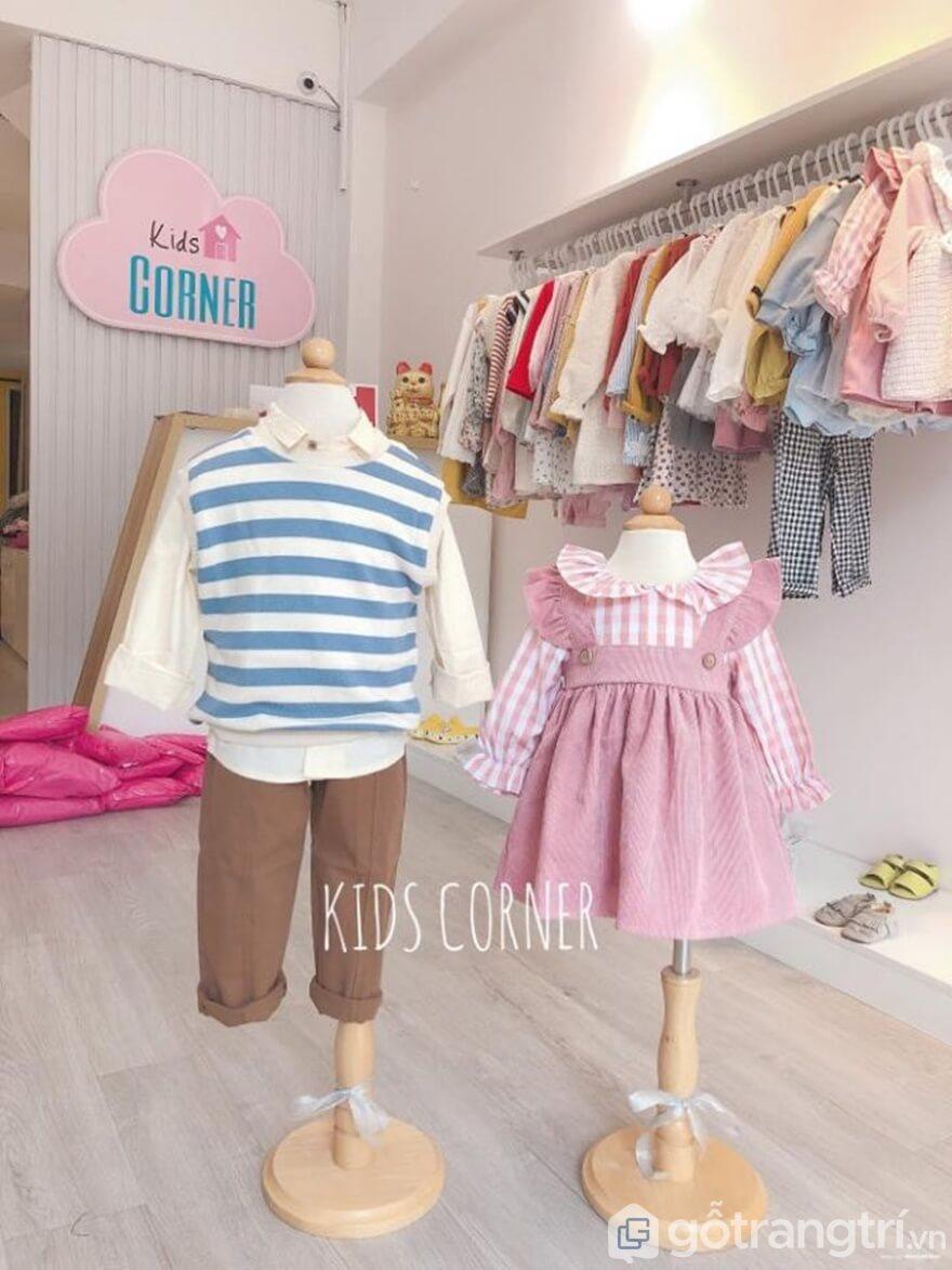 Kids Corner – Shop quần áo trẻ em đẹp ở Hà Nội