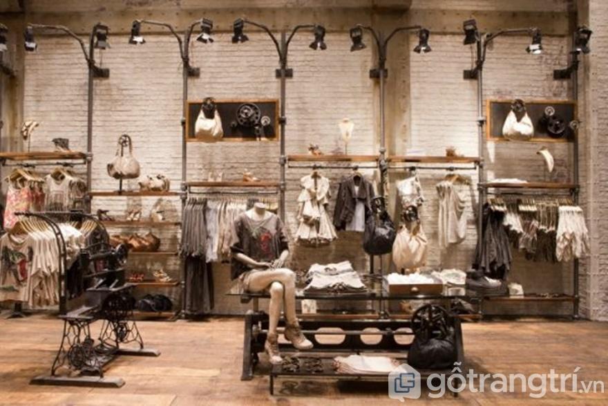 Phong cách Industrial thời trang nữ