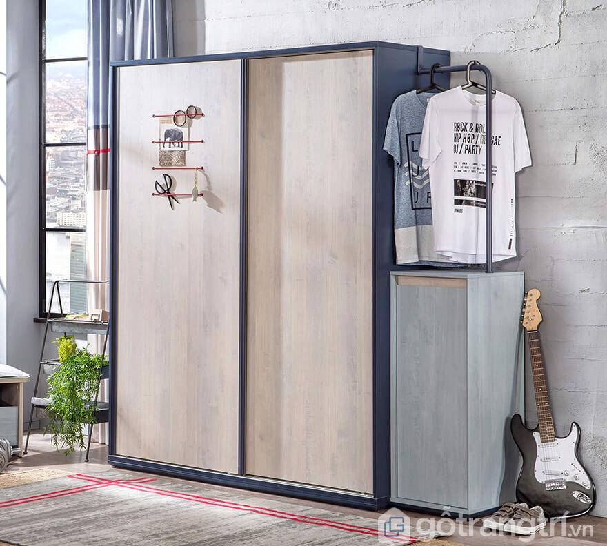 Tủ quần áo cửa lùa HCM