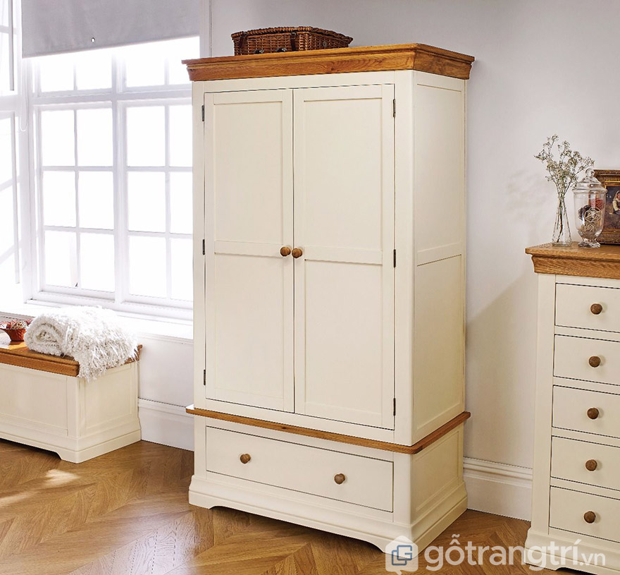 tủ quần áo gỗ tự nhiên cao cấp