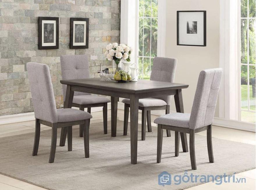bàn ăn nhỏ 4 ghế