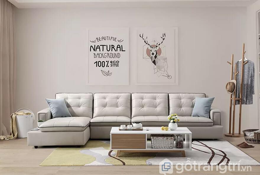 chọn màu sofa theo phong thủy