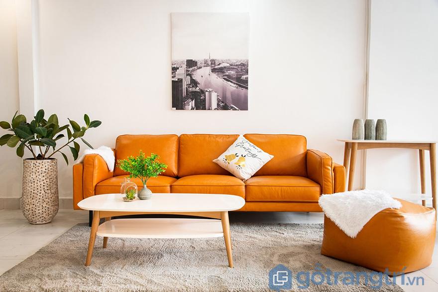 Đặt ghế sofa theo phong thủy