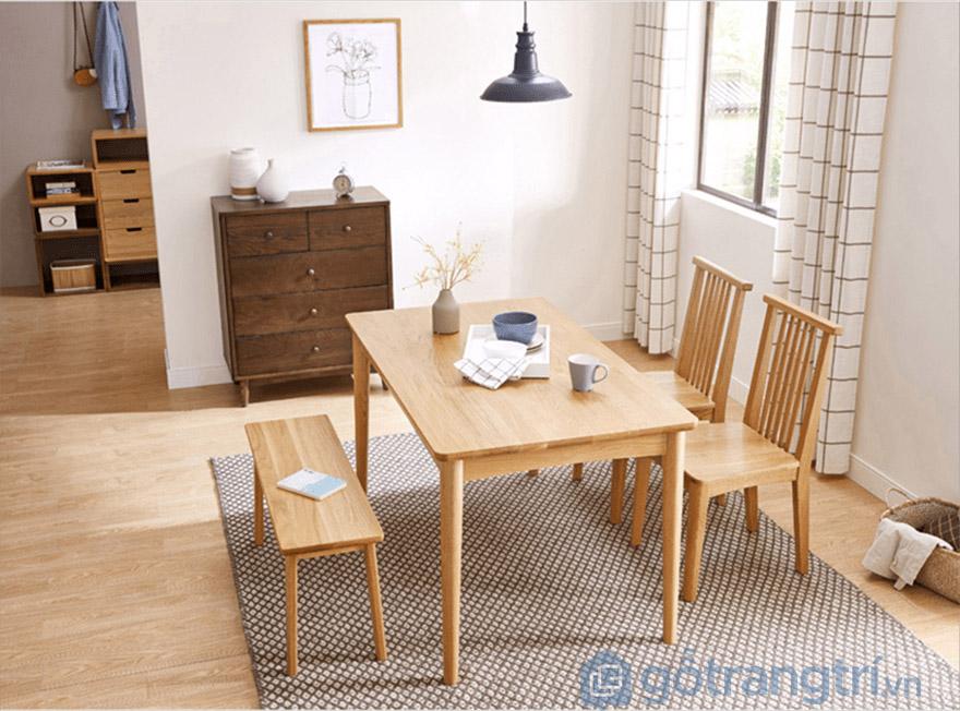 ghế bàn ăn hiện đại