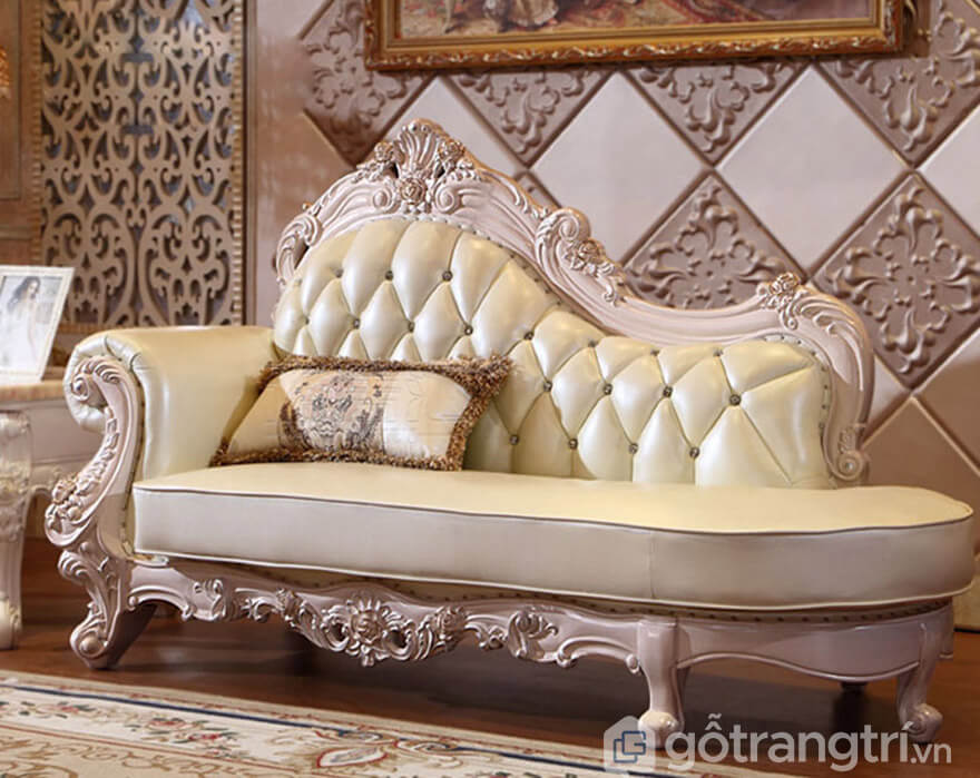 ghế sofa thư giãn cổ điển