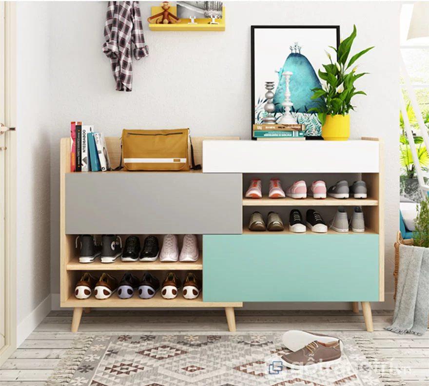 hình ảnh tủ giày dép