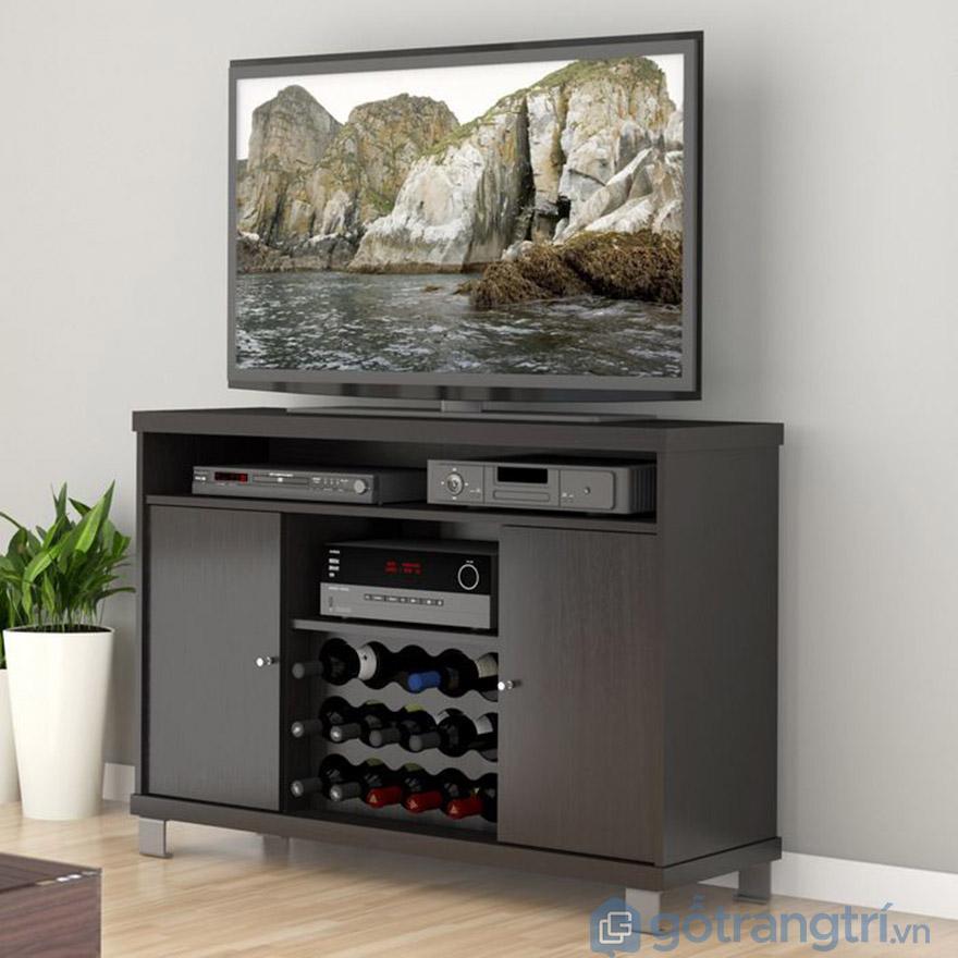 kệ tivi kết hợp tủ rượu