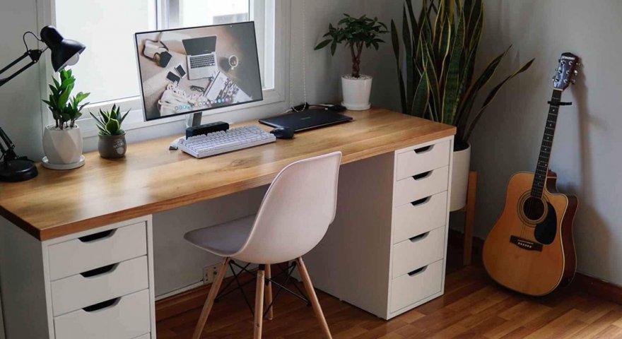 kích thước bàn làm việc