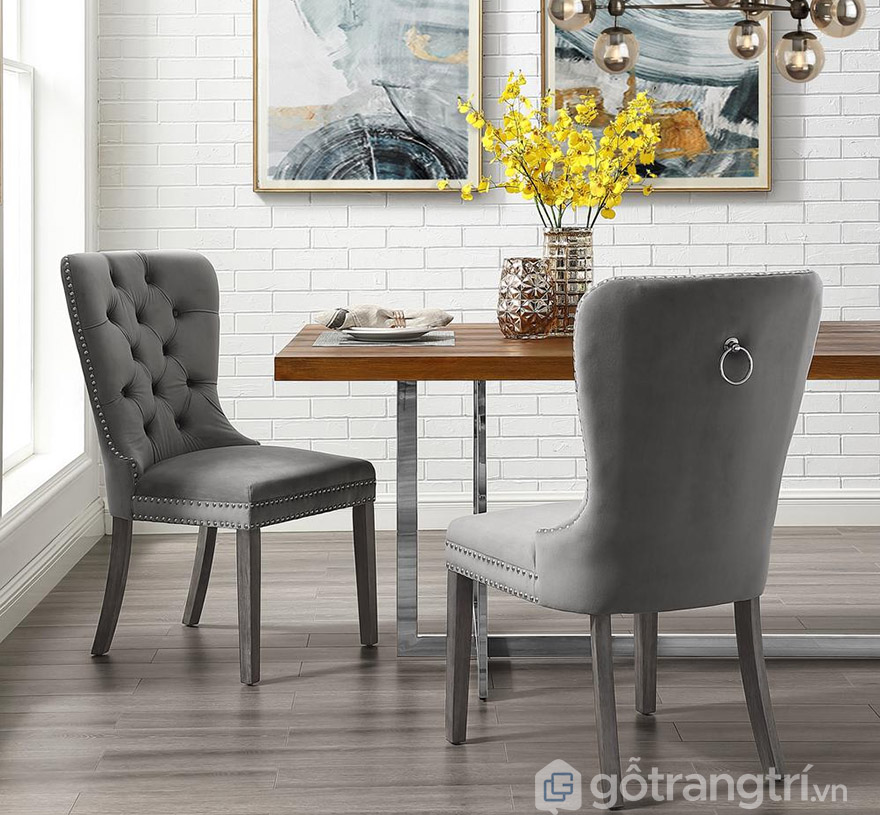 kích thước ghế bàn ăn